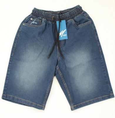 Szorty MORO Mini Paris Pocket Medium Blue