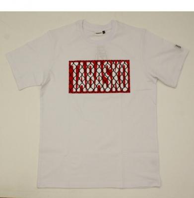Koszulka TABASKO CHAIN WHITE