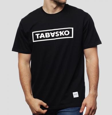 Koszulka TABASKO REVERSED Black