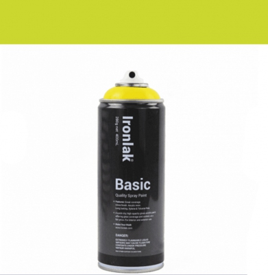 Farba IRONLAK BASIC PAINT Lime BS018