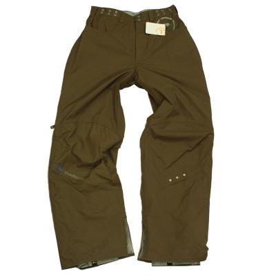 Spodnie Damskie CLTN AMURSK Brązowe