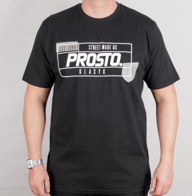 Koszulka PROSTO RUL BLACK