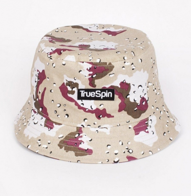 Czapka TRUE SPIN Bucket Camo