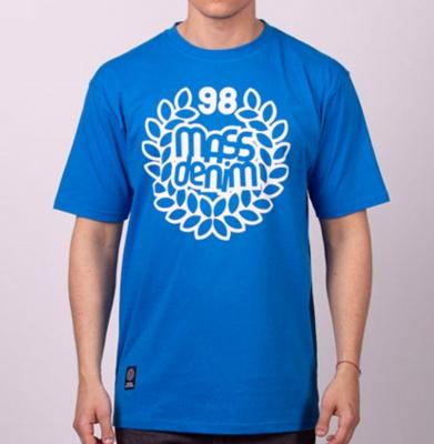 Koszulka MASS DNM Base Blue