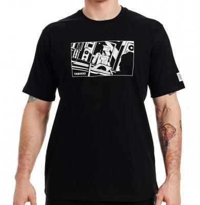 Koszulka TABASKO VINYLSHOP Black