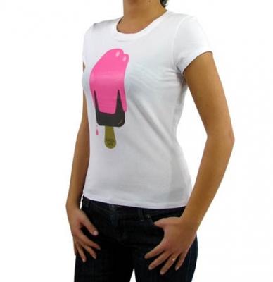 T-shirt MASS SHE - ICE CREAM #2