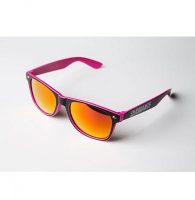 Okulary DIAMANTE WEAR 'Diamante 3' Różowe
