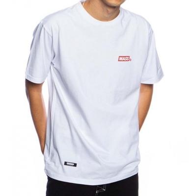 Koszulka MASS DNM MiniBox White