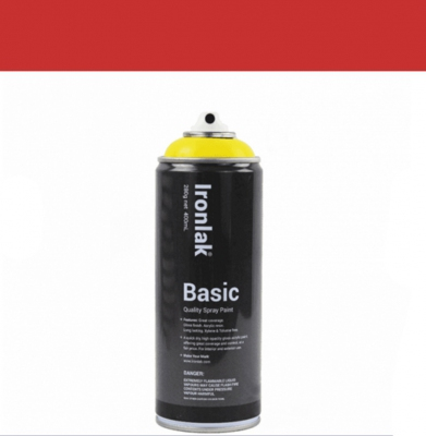 Farba IRONLAK BASIC PAINT Flamin' BS005