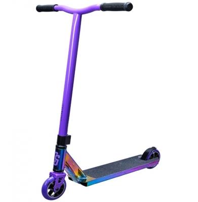 Hulajnoga CRISP SURGE 2020 Neochrome/Purple