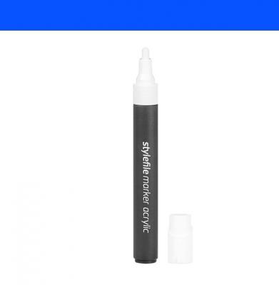 Marker STYLEFILE Acrylic Single Marker Pastel Blue 4mm
