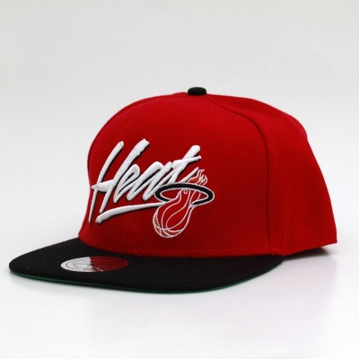 Snapback Mitchell&Ness Heats