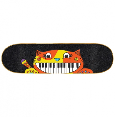 Papier do deskorolki LURE GRIPTAPE PIANO KITTY