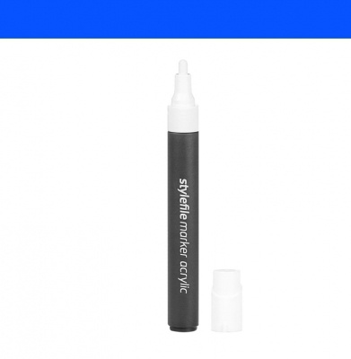 Marker STYLEFILE Acrylic Single Marker Pastel Blue 4mm