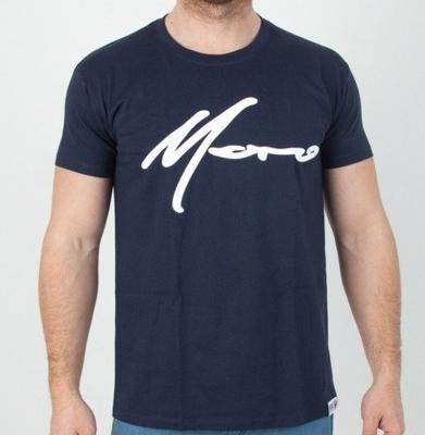 Koszulka MORO Paris Granatowa