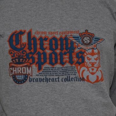 Longsleeve CHROM II