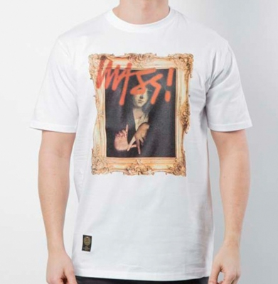 Koszulka MASS DNM L.A. Maria White
