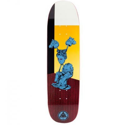 Deska WELCOME SKATEBOARDS Hedo Rick on Son of Moontrimmer 8.