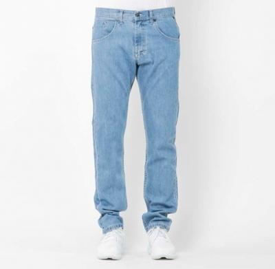 Spodnie MASS DNM Classics Straight Fit Light Blue