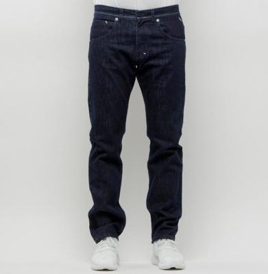 Spodnie MASS DNM Classics Straight Fit Rinse