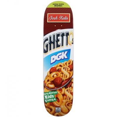 Deska DGK Kalis Ghetto Snacks 8.25 + Papier Gratis