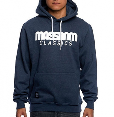 Bluza MASS DNM Classics Hoody Heather Navy