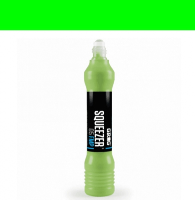 Marker GROG Squeezer 05 FMP Neon Green 5mm