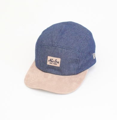 Czapka NEW ERA 5PANEL PATCH CLASSIC
