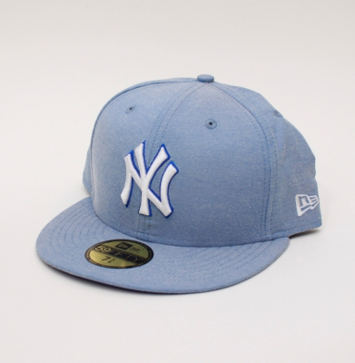 Czapka NY NEW ERA 59FIFTY NEW YORK Blue