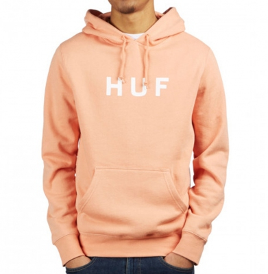 Bluza HUF Essentials Og Logo Canyon Sunset