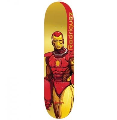 Deska PRIMITIVE x Marvel x Moebius Rodriguez IronMan 8.125 +