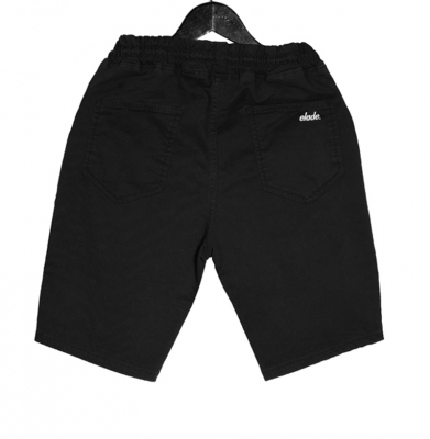 Szorty ELADE JOGGER BLACK PANTS