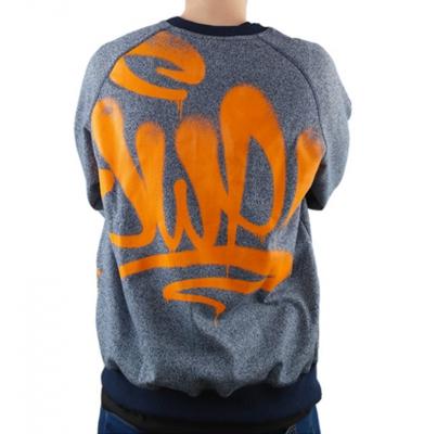 Bluza JWP CREWNECK TAGZ Orange