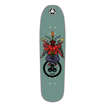 Deska WELCOME SKATEBOARDS Bapholit Lay 8.6 + Papier Gratis
