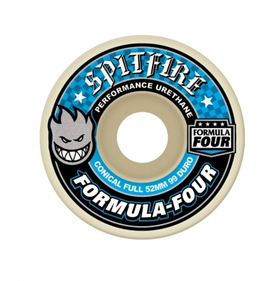 Koła SPITFIRE Formula Four Neckface Conical 99 Du 54mm