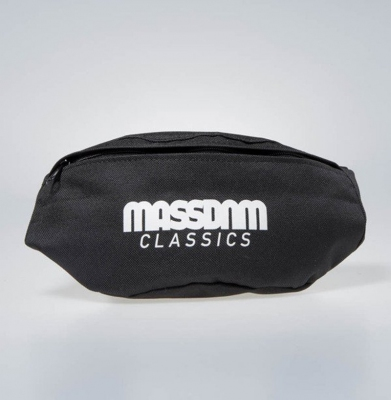 Saszetka/Nerka MASS DNM Hip Bag Classics Black