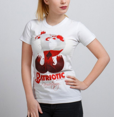 Koszulka Damska PATRIOTIC PW Pamiętamy