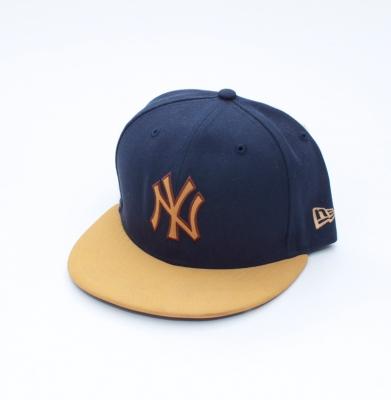 Czapka NEW ERA 59FIFTY NY Buck Tone Yankees Navy 7 5/8