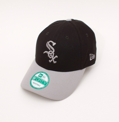 Czapka NEW ERA 9FORTY SOX BLACK/GREY
