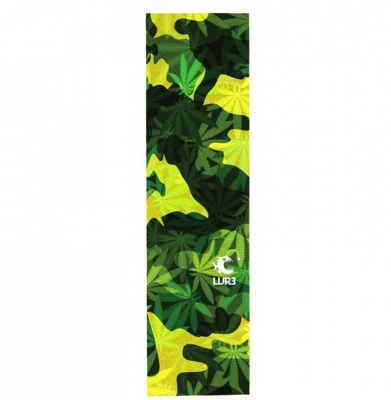 Papier do deskorolki LURE GRIPTAPE HERBAL CAMO