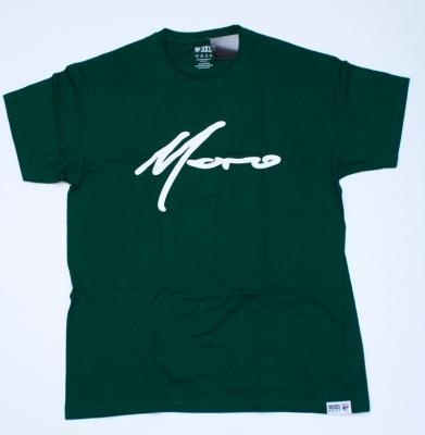 Koszulka MORO Paris Zielona