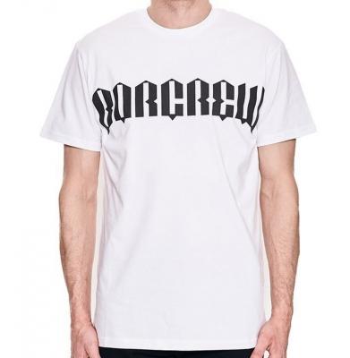 Koszulka BOR NEW BORCREW Biała