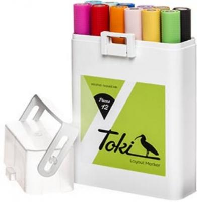 Markery TOKI Layout Set A