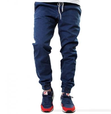 Spodnie ELADE JOGGER BLUE DENIM II