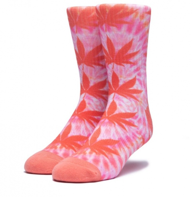 Skarpety HUF Digital Dye Plantlife Canyon Sunset