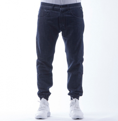 Spodnie MASS DNM Jogger Base Dark Blue