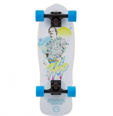 Longboard MADRID Stranger Things 3 Cruiser Hop 25