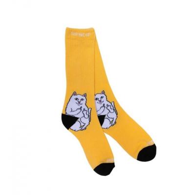 Skarpety RIP N DIP Lord Nermal Socks Gold