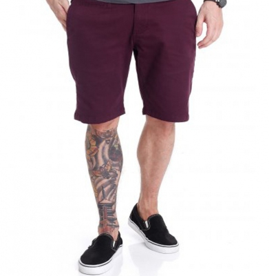 Szorty DICKIES PALM SPRINGS Maroon