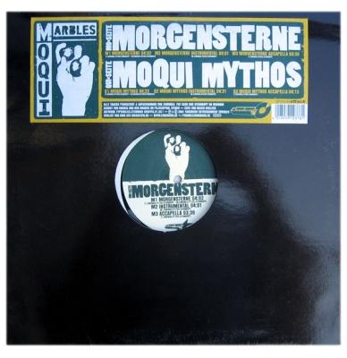 Vinyl Moqui Marbles - Morgensterne/ Moqui Mythos